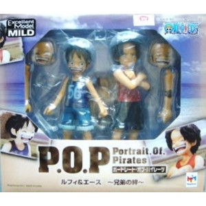 Luffy & Ace - Brothers Bond Excellent Model